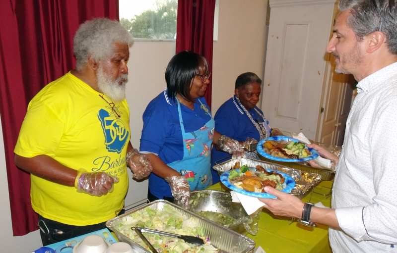 Taste of Barbados 2018 - Fellowship & Great Food!